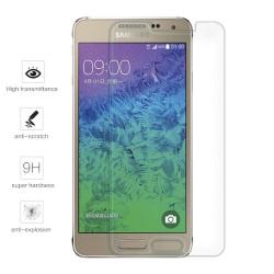 Protector Pantalla Cristal Templado para Samsung Galaxy Alpha G850F Vidrio