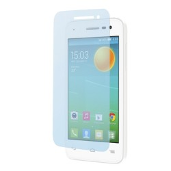 3x Protector Pantalla Ultra-Transparente para Alcatel One Touch Pop S3
