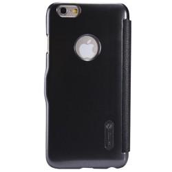 Funda Flip Nillkin Piel Negra para Iphone 6 Plus / 6S Plus