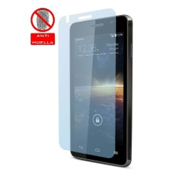 3x Protector Pantalla Mate Antihuellas (Anti-Glare) para Vodafone Smart 4 Turbo