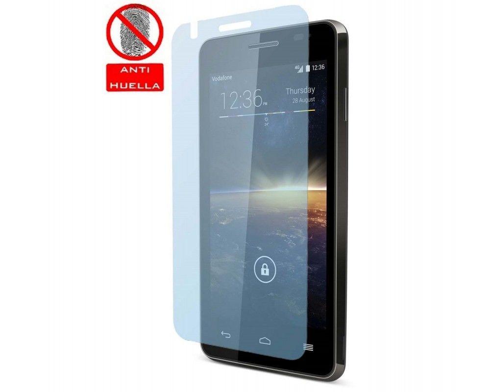 3x Protector Pantalla Mate Antihuellas (Anti-Glare) para Vodafone Smart 4 Turbo