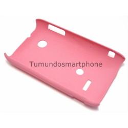 Carcasa Dura Sony Xperia Tipo St21i Color Rosa
