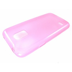 Funda Gel Tpu para Samsung Galaxy S5 Mini G800F Color Rosa