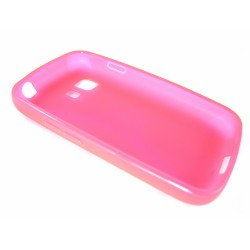 Funda Gel Tpu Samsung Galaxy Young 2 G130H X Line Color Rosa