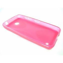 Funda Gel Tpu Nokia Lumia 630 / 635 X Line Color Rosa
