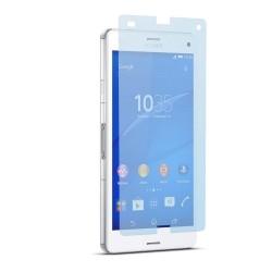 3x Protector Pantalla Ultra-Transparente para Sony Xperia Z3 Compact
