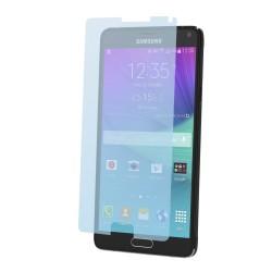 3x Protector Pantalla Ultra-Transparente para Samsung Galaxy Note 4 N910F