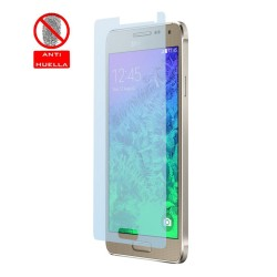 3x Protector Pantalla Mate Antihuellas (Anti-Glare) para Samsung Galaxy Alpha G850F