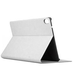 Funda Soporte Piel Blanca para HTC Google Nexus 9