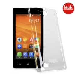 Carcasa Funda Dura Transparente Imak para Huawei Honor 3C