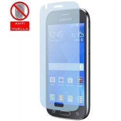 3x Protector Pantalla Mate Antihuellas (Anti-Glare) para Samsung Galaxy Ace 4 G357Fz