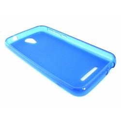 Funda Gel Tpu para Vodafone Smart 4 Power Color Azul