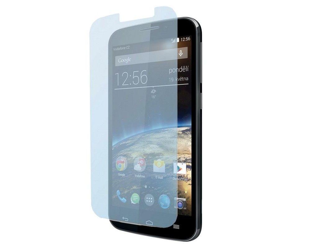 3x Protector Pantalla Ultra-Transparente para Vodafone Smart 4 Power