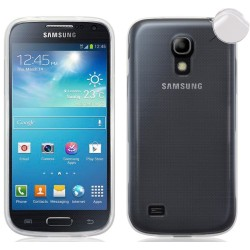 Funda Gel Tpu Fina Ultra-Thin 0,3mm Transparente para Samsung Galaxy S4 Mini I9190