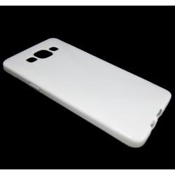 Funda Gel Tpu  Samsung Galaxy A3 A300Fu X Line Color Blanca