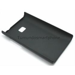 Carcasa Dura Lg Optimus L3 E400 Color Negra