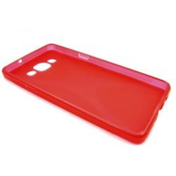 Funda Gel Tpu Samsung Galaxy A5 A500Fu X Line Color Roja