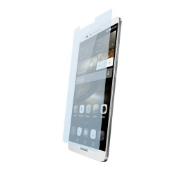 3x Protector Pantalla Ultra-Transparente para Huawei Ascend Mate 7