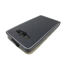 Funda Piel Premium Ultra-Slim Samsung Galaxy A7 A700Fu Negra