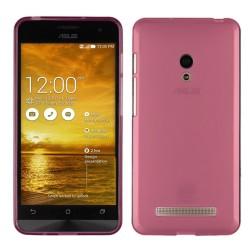 Funda Gel Tpu para Asus Zenfone 6 Color Rosa