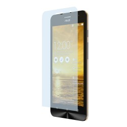 3x Protector Pantalla Ultra-Transparente para Asus Zenfone 5