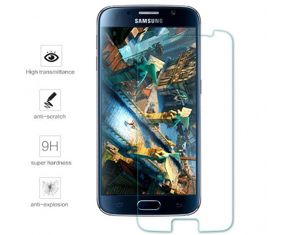 Protector Pantalla Cristal Templado para Samsung Galaxy S6 G920F Vidrio