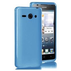 Funda Gel Tpu Lisa Huawei Ascend Y530 Color Azul