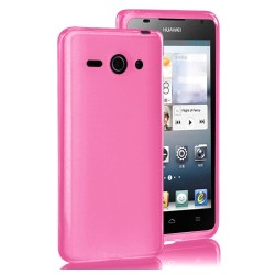Funda Gel Tpu Lisa Huawei Ascend Y530 Color Rosa