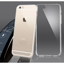 Funda Gel Tpu Fina Ultra-Thin 0,3mm Transparente para Iphone 6 Plus / 6S Plus