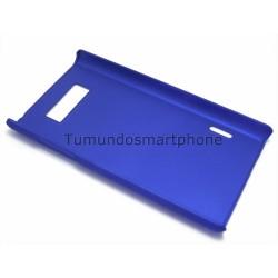 Carcasa Dura Lg Optimus L7 P700 / P705 Color Azul