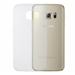 Funda Gel Tpu Fina Ultra-Thin 0,3mm Transparente para Samsung Galaxy S6 Edge G925F