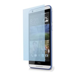 3x Protector Pantalla Ultra-Transparente para HTC Desire 620