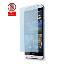 3x Protector Pantalla Mate Antihuellas (Anti-Glare) para HTC Desire 620
