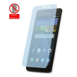 3x Protector Pantalla Mate Antihuellas (Anti-Glare) para Huawei Ascend Y635