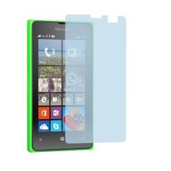 3x Protector Pantalla Ultra-Transparente para Microsot Lumia 435