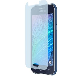 3x Protector Pantalla Ultra-Transparente para Samsung Galaxy J1 J100H
