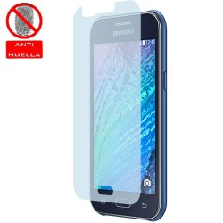 3x Protector Pantalla Mate Antihuellas (Anti-Glare) para Samsung Galaxy J1 J100H