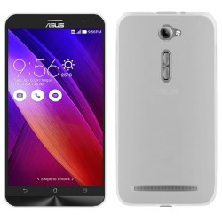 "Funda Gel Tpu Asus Zenfone 2 5"" Ze500Cl Color Transparente"
