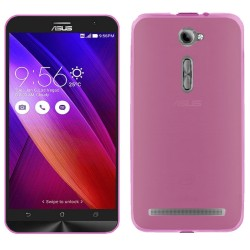 "Funda Gel Tpu  Asus Zenfone 2 5"" Ze500Cl Color Rosa"