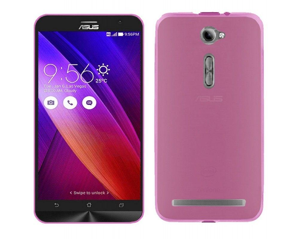 "Funda Gel Tpu Asus Zenfone 2 5"" Ze500Cl Color Rosa"