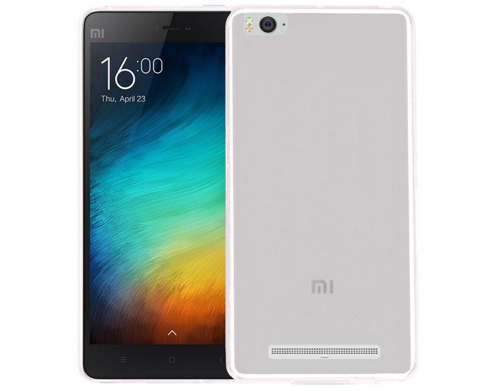 Funda Gel Tpu Xiaomi Mi 4I / Mi 4C Color Transparente