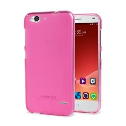 Funda Gel Tpu Zte Blade S6 Color Rosa