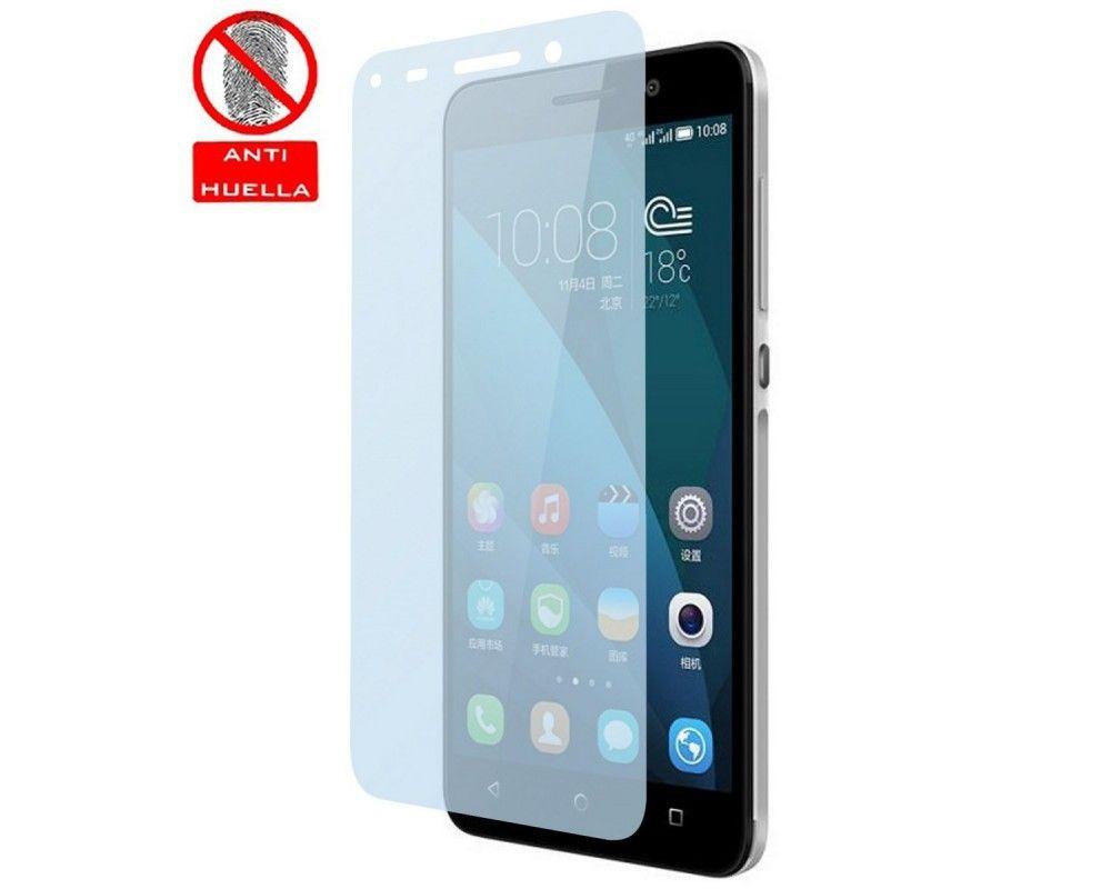3x Protector Pantalla Mate Antihuellas (Anti-Glare) para Huawei Honor 4X