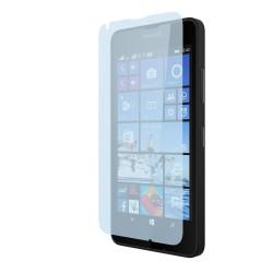 3x Protector Pantalla Ultra-Transparente para Microsoft Lumia 640