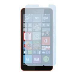 3x Protector Pantalla Ultra-Transparente para Microsoft Lumia 640 Xl