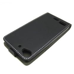 Funda Piel Premium Ultra-Slim Lenovo Vibe X2 Negra