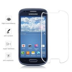 Protector Pantalla Cristal Templado para Samsung Galaxy S3 Mini I8190 I8200 Vidrio