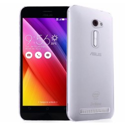 "Funda Gel Tpu Fina Ultra-Thin 0,3mm Transparente para Asus Zenfone 2 5"" Ze500Cl"