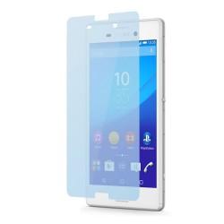 3x Protector Pantalla Ultra-Transparente para Sony Xperia M4 Aqua