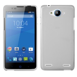 Funda Gel Tpu Zte Blade L3 Plus Color Transparente